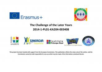The Challenge of the Later Years - 2014-1-PL01-KA204-003408